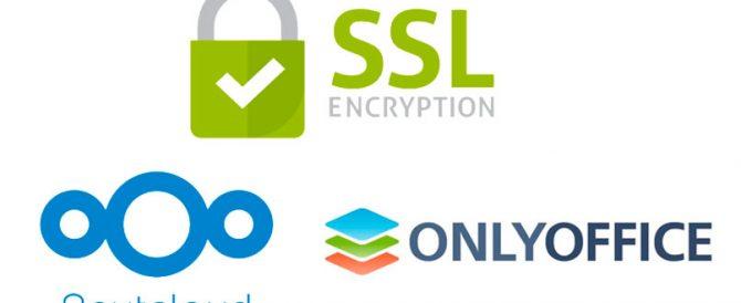 Securizando las conexiones a Nextcloud y ONLYOFFICE