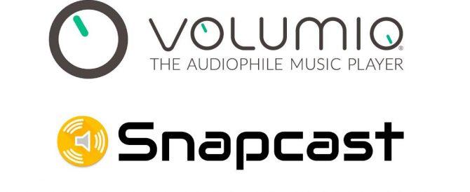 Integrando SnapCast en Volumio para tener el mejor sistema multiroom