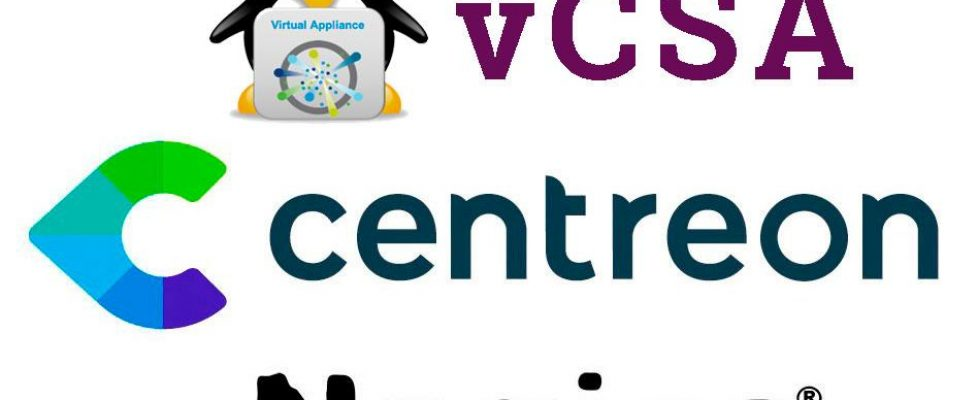 Monitorizando vCenter Server Appliance o vCSA con Centreon