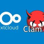 Protección de antivirus para nuestros datos de Nextcloud