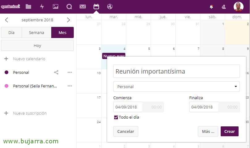 Nextcloud-Kalender-00
