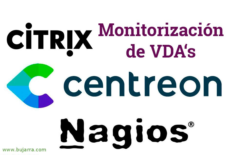 Chequeando el estado de las máquinas VDA de Citrix con Centreon