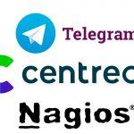 Habilitando notificaciones de Telegram en Centreon