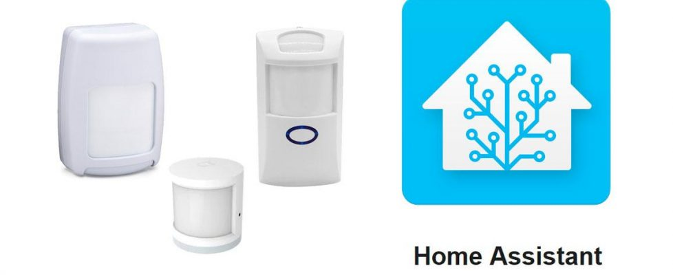 Integrating a motion detector with Home Assistant or Hassio