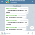 Sending alerts Telegram with the Home Assistant Hassio