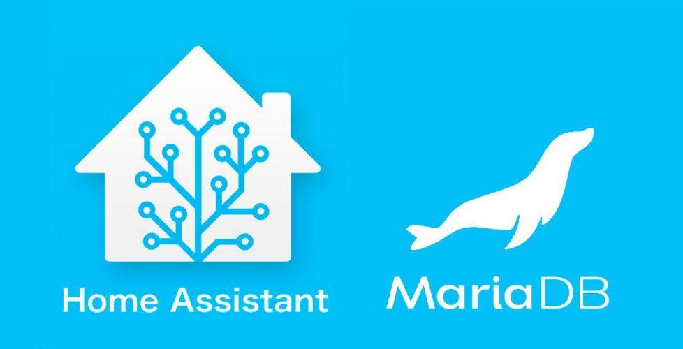 Poner la BD de Home Assistant en MariaDB
