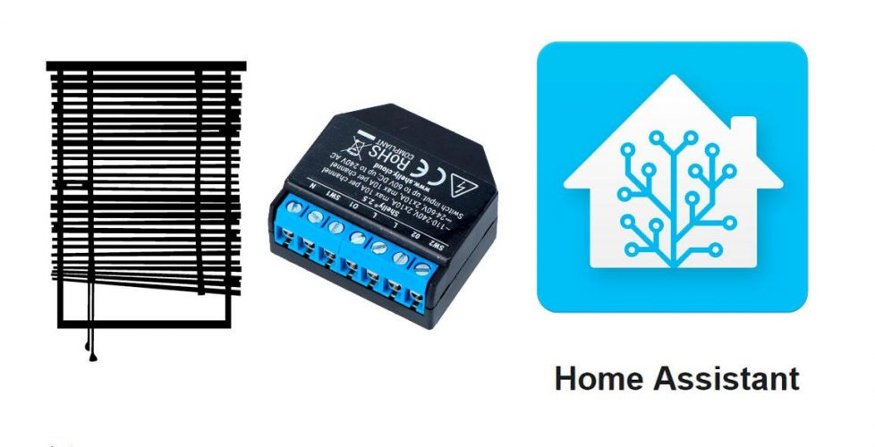 Controlando las persianas con Shelly 2.5 y Home Assistant