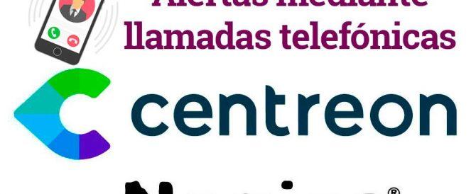 Recibiendo llamadas telefónicas con las notificaciones de Centreon