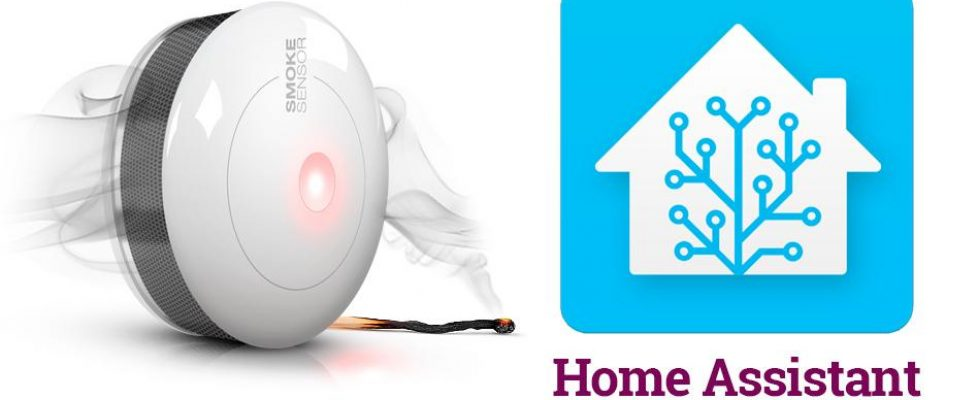 Integrating a smoke detector in RF Home Assistant