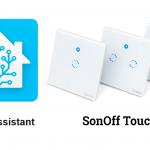 Integrando un Sonoff Touch en Home Assistant