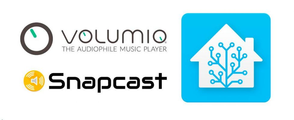 Integrando en Home Assistant nuestro sistema de sonido multiroom con Volumio y Snapcast