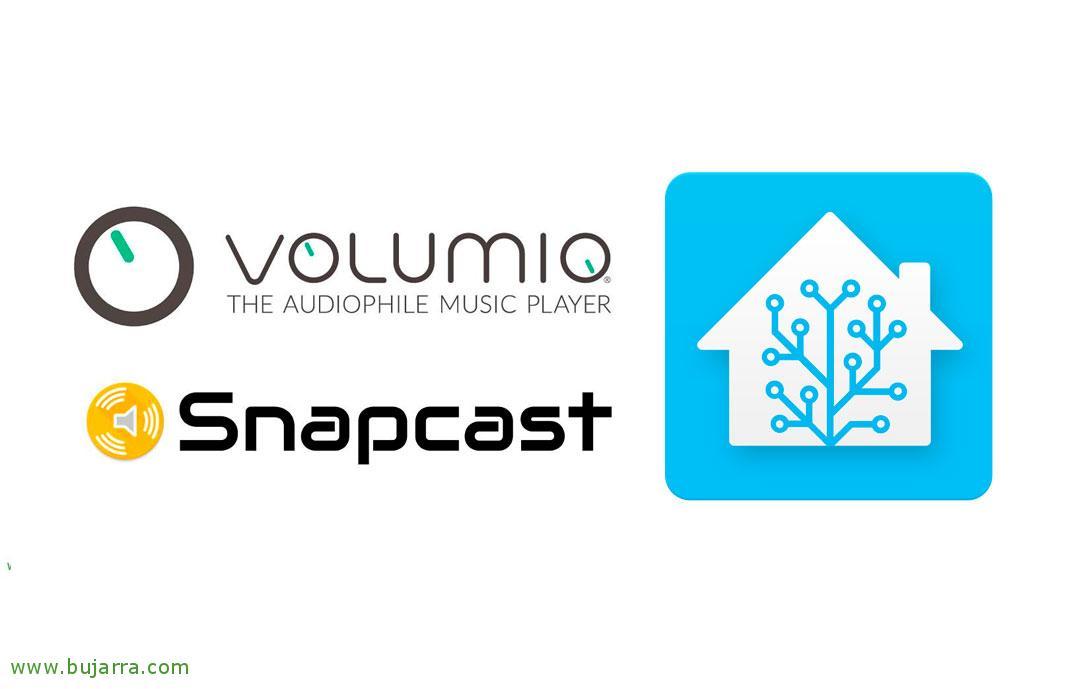 Home-Assistant-Volumio-SnapCast-00