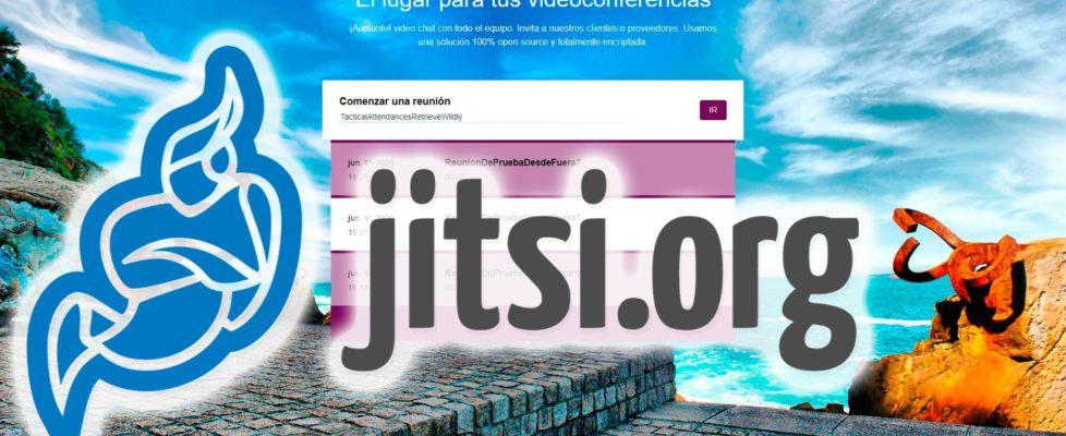 Instalando un servidor Jitsi para tener nuestra solución corporativa para videoconferencias