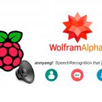 Annyang mit Wolfram Alpha mischen, das heißt, Antonia Intelligenz geben