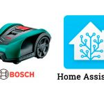 Integration unseres Rasenmähers Bosch Indego in Home Assistant