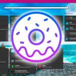 Homer Dashboard, nuestra web de inicio custom